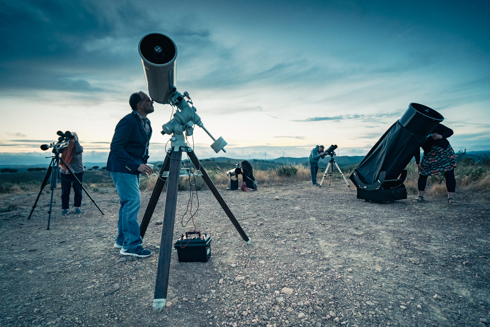 image from Stargazing with Telescopes